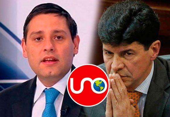 El presidente del Senado se le volteó a Saúl Cruz por ataque a Noticias Uno