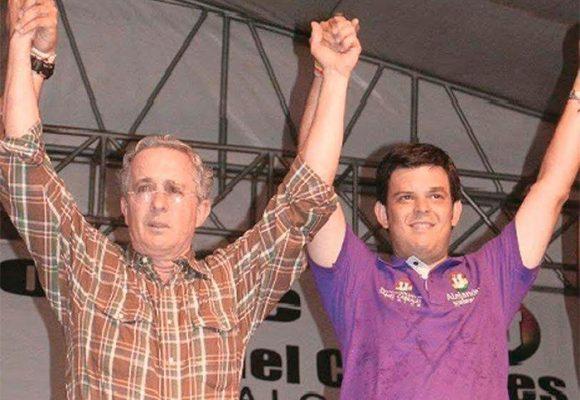 Lyons, el protegido de Uribe que se enredó en el camino