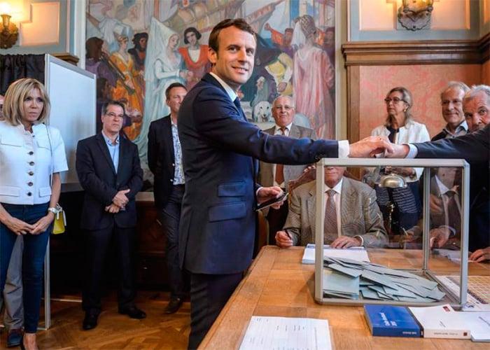 Macronazo en francia la coalici n del presidente barri for Ministerio del interior elecciones