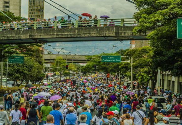 La dignificación de la educación en Colombia: panorama de una protesta