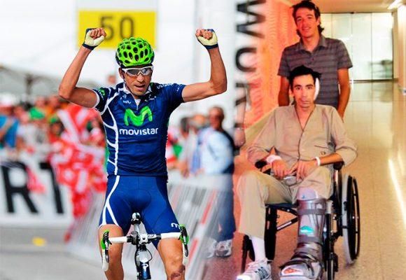 La caída fatal de Mauricio Soler, el colombiano que iba a ganar el Tour de Francia antes que Egan