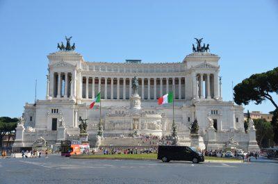 Roma 'veduta' 9