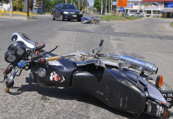 ¿Quién dijo que las motos son un problema?