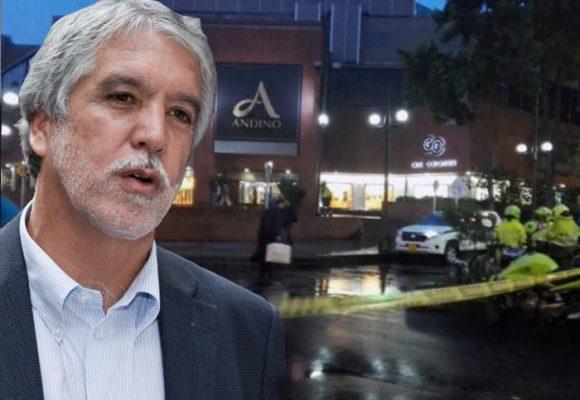Atentado terrorista en el Centro Comercial Andino