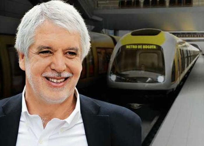 Revocar a Peñalosa puede enredar el metro