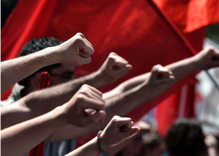 Bloque de poder hegemónico comunista en Colombia