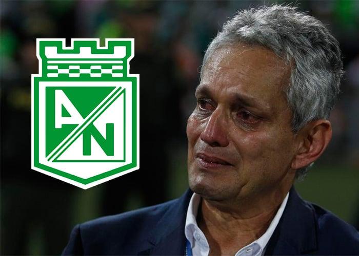 La traición del Atlético Nacional a Reinaldo Rueda
