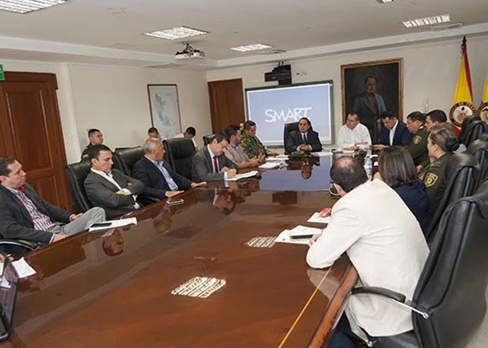 Gobernador lidera acercamiento entre comunidades negras e indígenas en Pueblo Rico