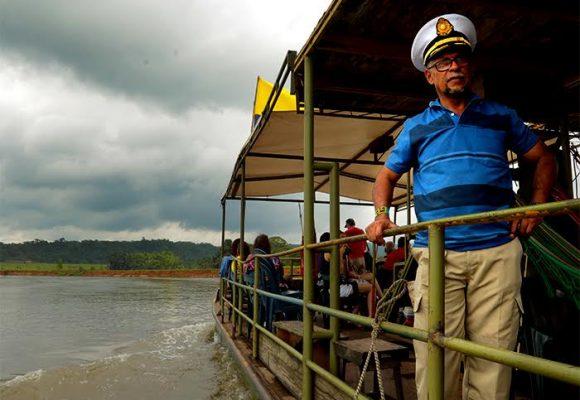 Los ríos de la guerra vueltos destinos turísticos