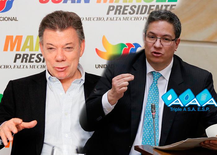 ¿Aportes camuflados de la Triple A a la campaña de Santos Presidente?