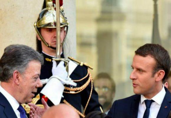 Emmanuel Macron, la bomba del Andino y el optimismo