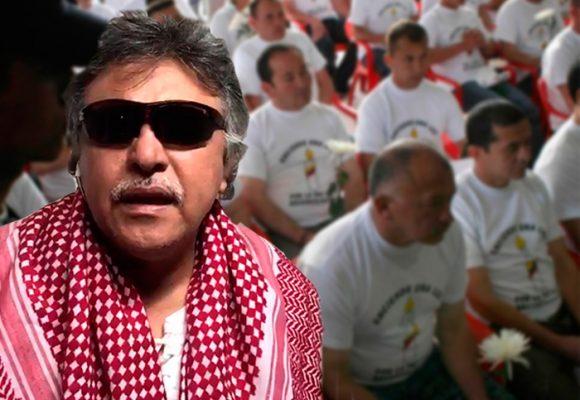 Santrich, de negociador a huelguista