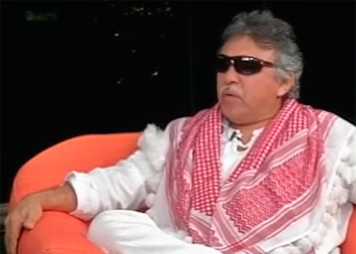 """""""La única garantía que tenemos los de las FARC es la de un par de tiros en la cabeza"""", la preocupación de Santrich"""