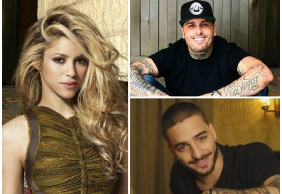 El reggaetón, la tabla de salvación de Shakira