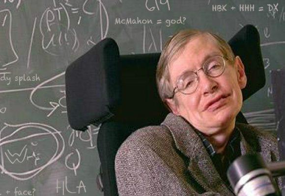 Stephen Hawking se equivocó en dos teorías