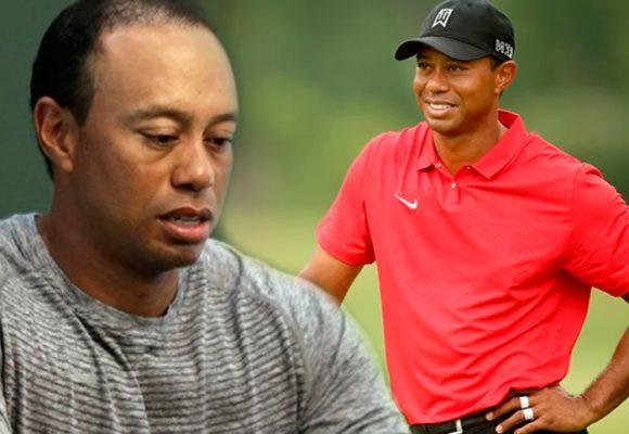 La adicción al sexo que le acabó la carrera a Tiger Woods