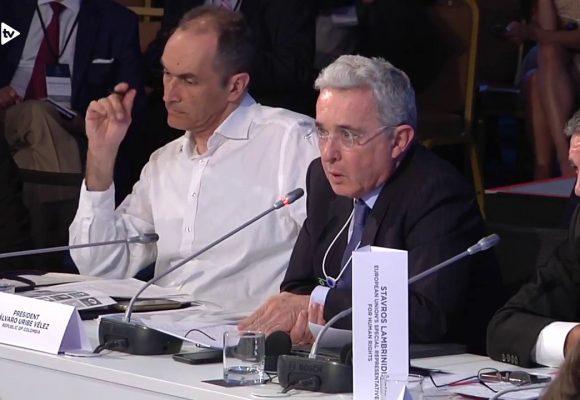 Álvaro Uribe Vélez: un hombre de estado