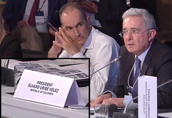 En Grecia le devolvieron la Presidencia a Uribe