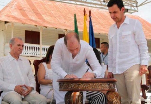 La mega celebración del nuevo Viceministro del Interior sucreño