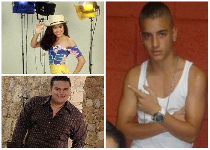 Las fotos que avergüenzan a Silvestre Dangond, Shakira, Maluma y otros famosos
