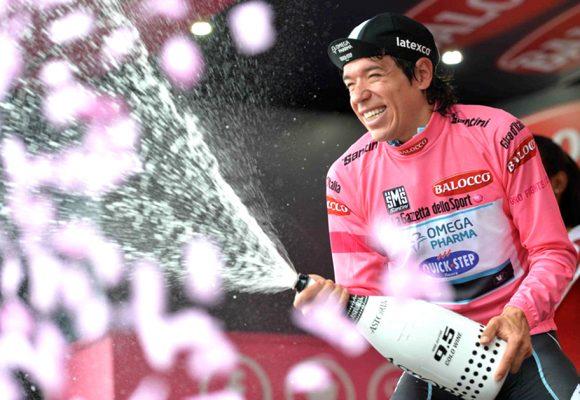 Si Rigo hubiera ganado el Giro 2014, la historia probablemente sería otra