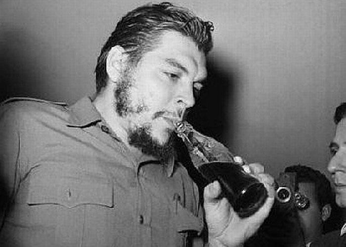 ¡Qué viva la Coca-Cola!