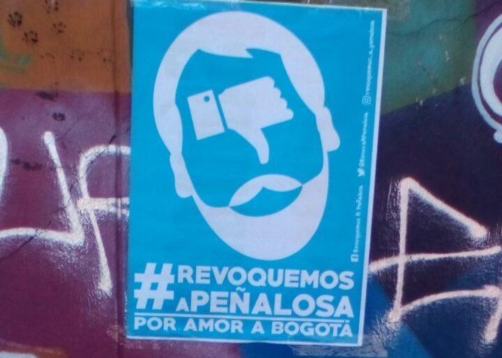 Comité Revoquemos a Peñalosa dijo tener 100% firmas necesarias, pero nunca las obtuvo