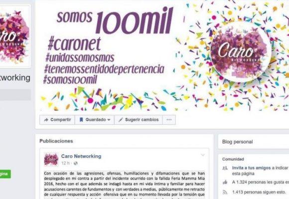 ¿La estafa de Carolina Rodríguez, más conocida por Caro Networking?