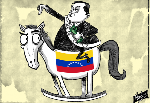 """El 'caballito de Batalla' lationamericano"""