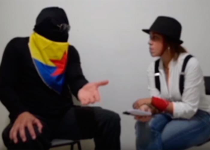 """Las razones del MRP para poner las bombas en Bogotá: habla """"Ramón"""" uno de sus líderes"""