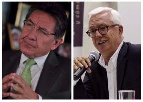 Cara a cara entre acusador y acusado: el Fiscal Martínez demanda a Jorge Enrique Robeldo