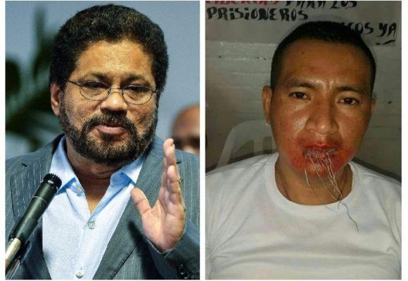 """""""Se pueden empu$&*#  los del Secretariado, pero estamos mamados"""": Preso de las FARC"""