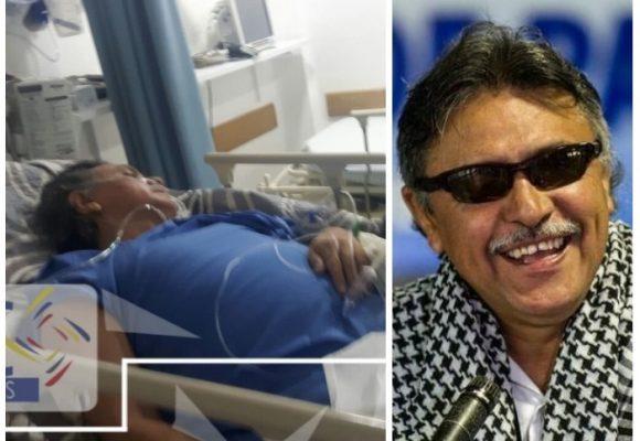 Foto: Santrich hospitalizado y la Ley de Amnistía no avanza