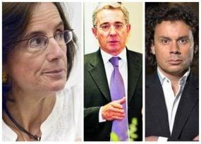 Todos contra Uribe
