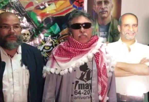 Jesús Santrich sigue firme en su huelga de hambre. Video