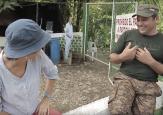El plan de Romaña para conquistar el campo en Tumaco: VIDEO