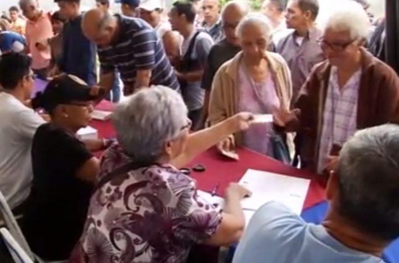 100 mil venezolanos en Cúcuta le pidieron a Maduro elecciones ya