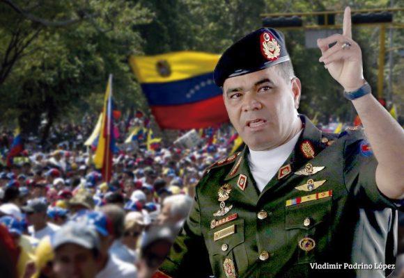 Vladimir Padrino el general que sostiene a Maduro