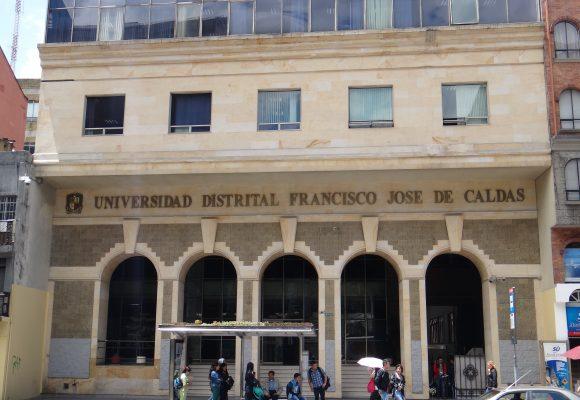 La Universidad Distrital sí está en proceso de designación de rector