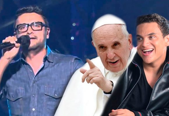 Alex Campos, el cristiano que se le coló al Papa en el Vaticano y rescató a Silvestre Dangond