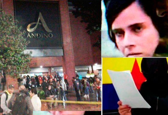 Reapareció Violeta Arango, una de las acusadas del atentado del Centro Andino, que está prófuga