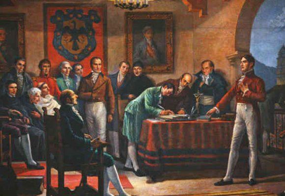 20 de julio: rebelión sí, independencia no