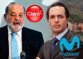 Carlos Slim y los españoles de Movistar a pagarle $ 4.8 billones a Colombia