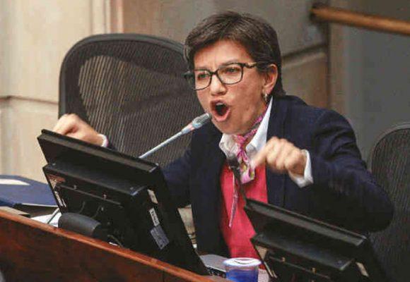 Las incoherencias de Claudia López para promover el referendo anticorrupción