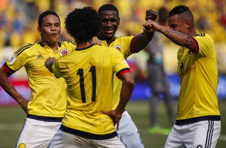 La Fifa clasifica a la brava a Colombia al Mundial de Rusia 2018