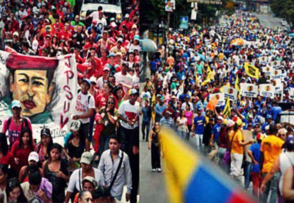 """Golpistas y dictadores """"agarrados"""" en Venezuela"""