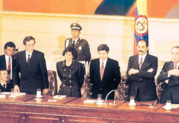 Las miserias de la Constitución de 1991