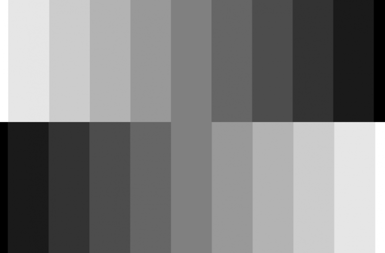 La era del gris