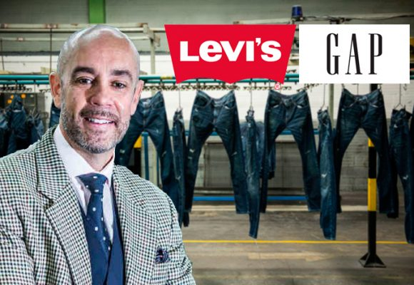 La empresa familiar que le produce ropa a Levi's y GAP