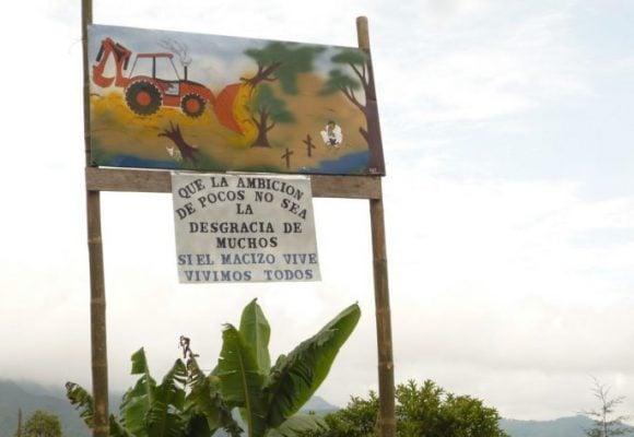 ¿Qué es lo que pasa con la minería en La Vega (Cauca)?